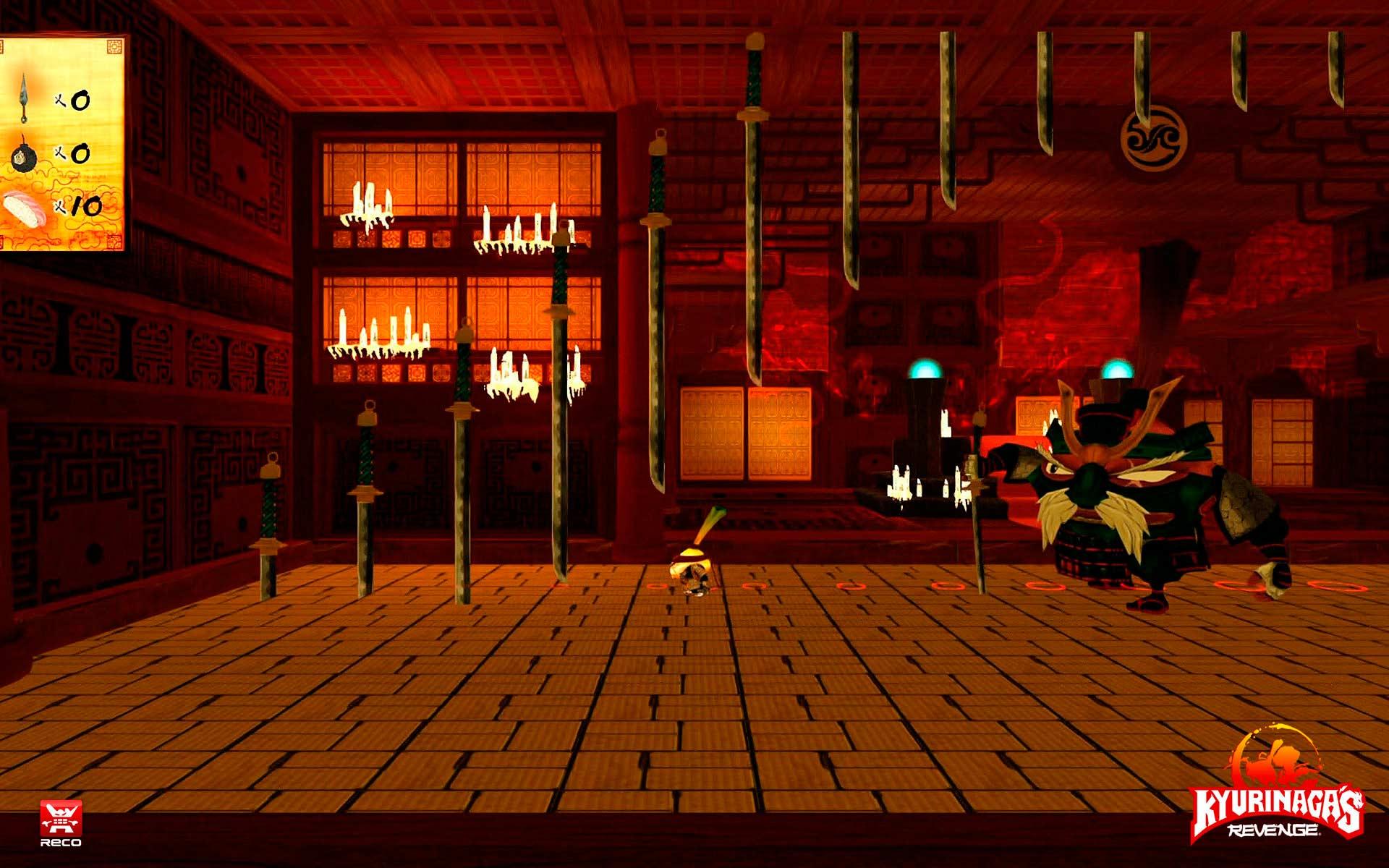 Kyurinaga's Revenge screens 4