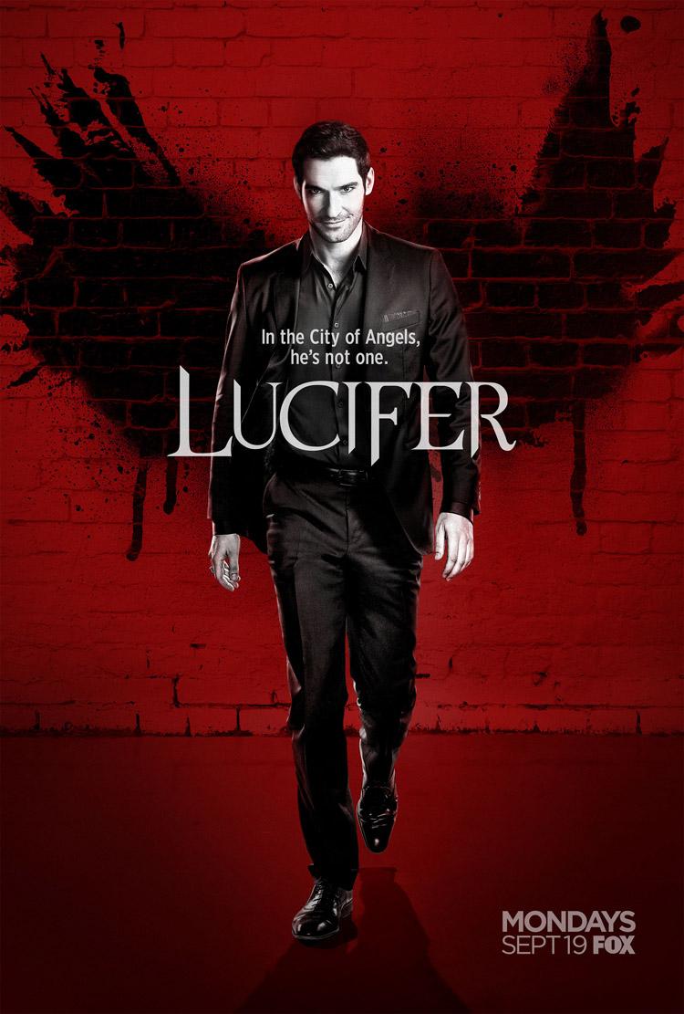 Lucifer Temporadas 1 y 2 HDTV 720p Español Castellano