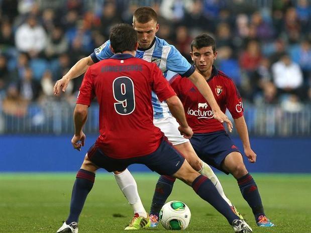 Málaga-Osasuna