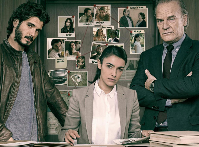 Las mejores series españolas actuales a las que engancharse