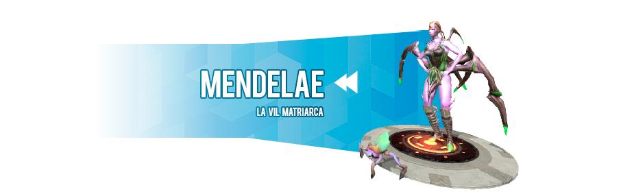 Mendelae, PlayStarter Way of Redemption