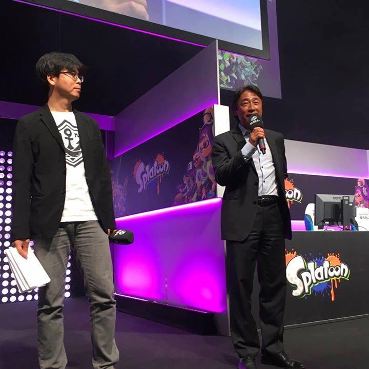 Nintendo y ESL - Gamescom 2016
