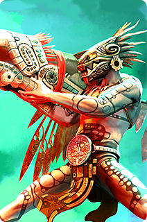 Nuevo personaje de Pirates: Nahui