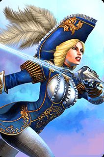 Nuevo personaje de Pirates: Rosethorn
