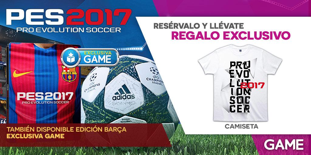 PES 2017 GAME