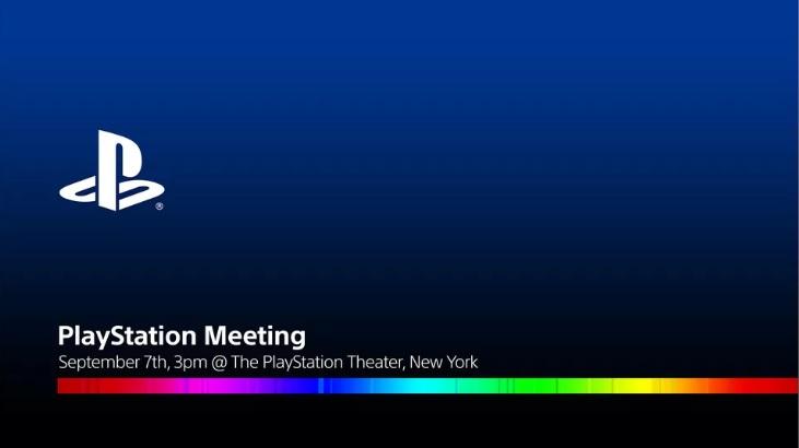 PlayStation Meeting - PlayStation
