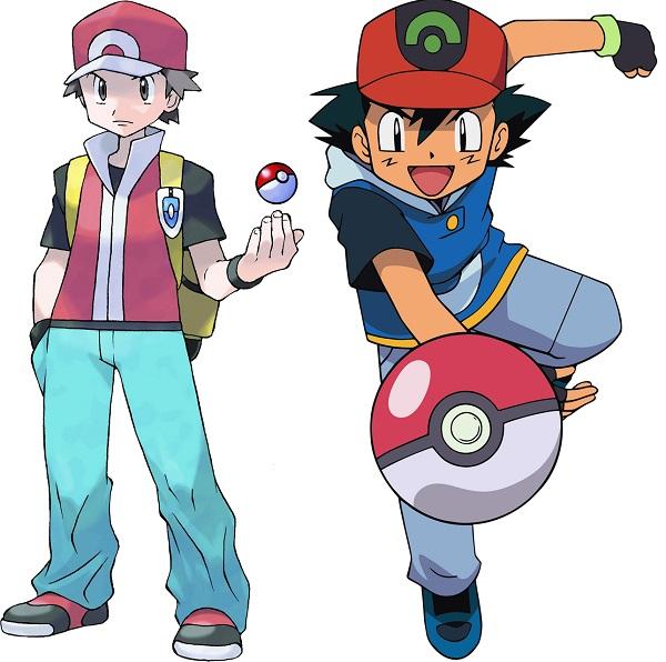 Pokémon Manga