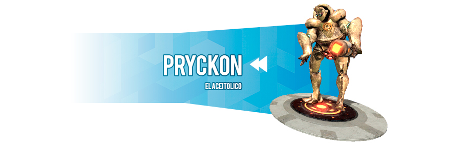 Pryckon, PlayStarter Way of Redemption