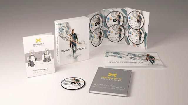 Quantum Break Edicion Especial para PC
