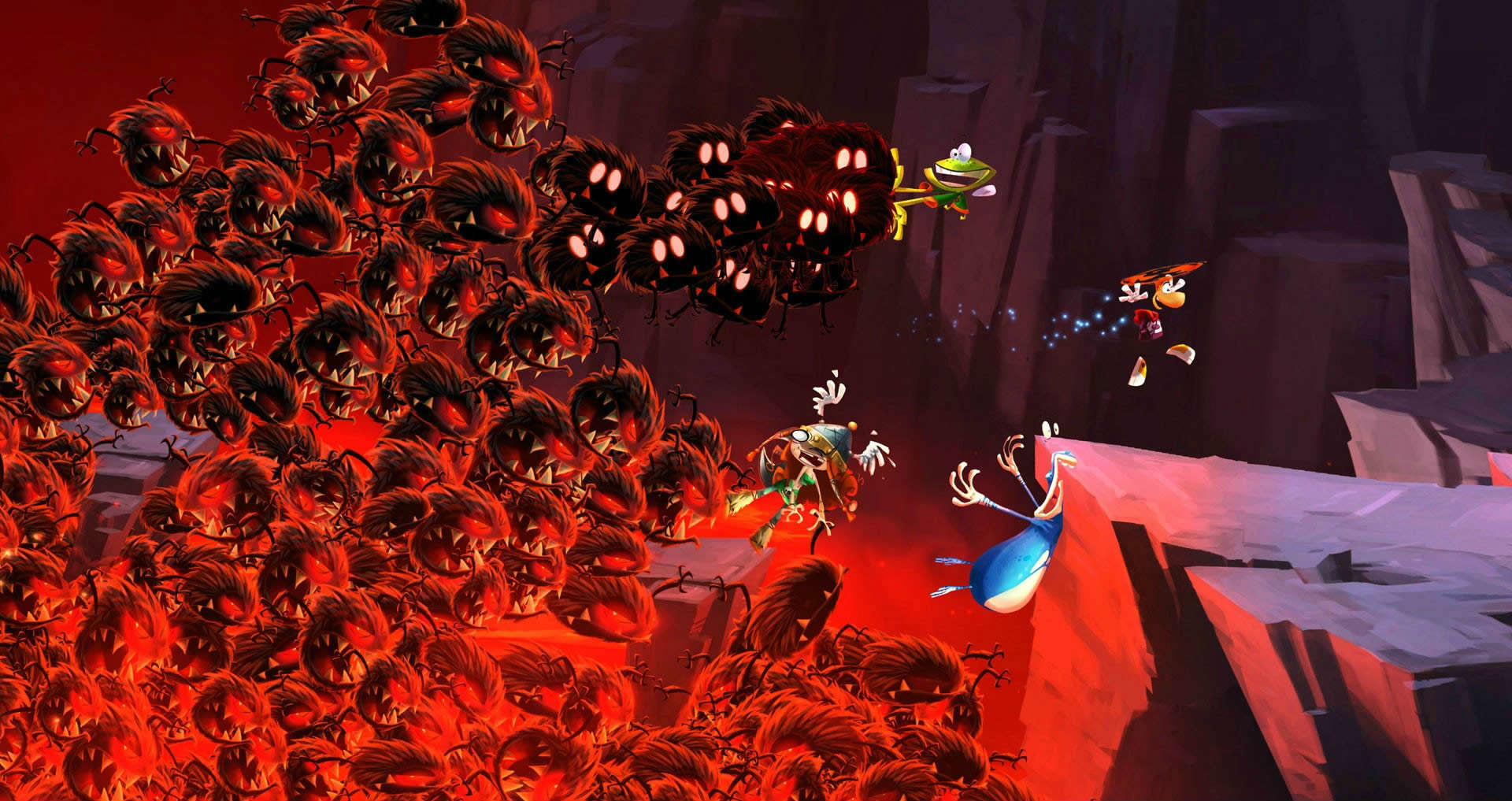 Los mejores juegos de plataformas