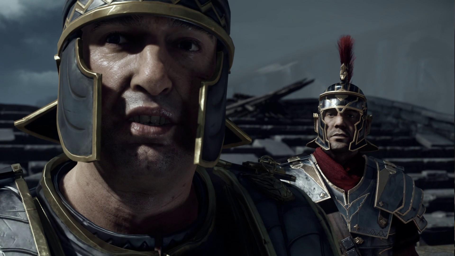 Ryse Son of Rome Cryengine