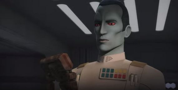 Star Wars Rebels - Thrawn