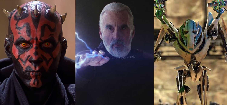 Los 11 villanos más cutres de la toda historia del cine