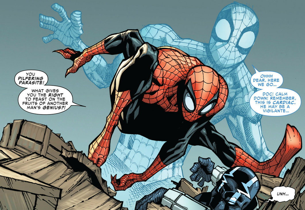17. Superior Spider-man