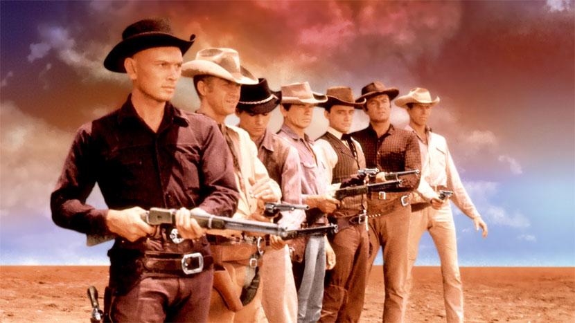 Los 7 Magníficos (1960)