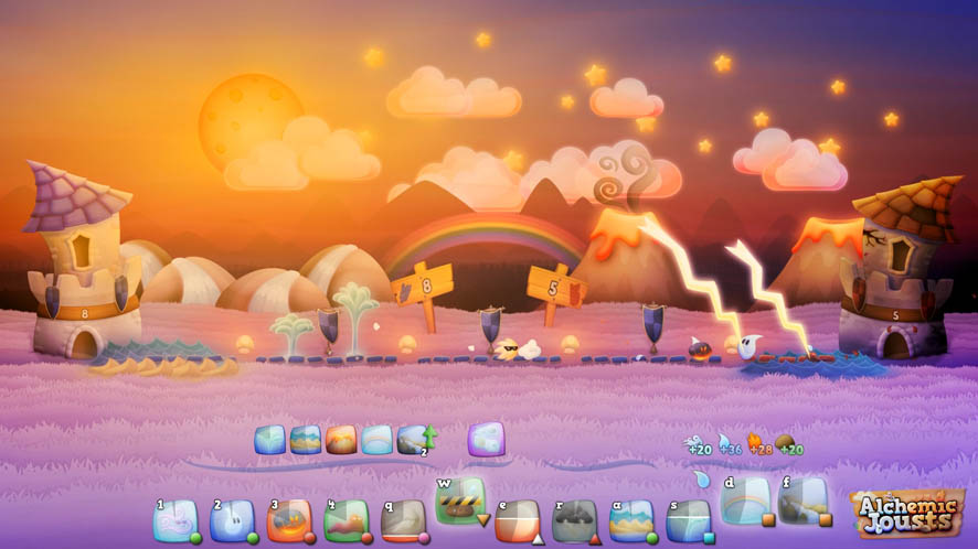 Alchemic Jousts 2