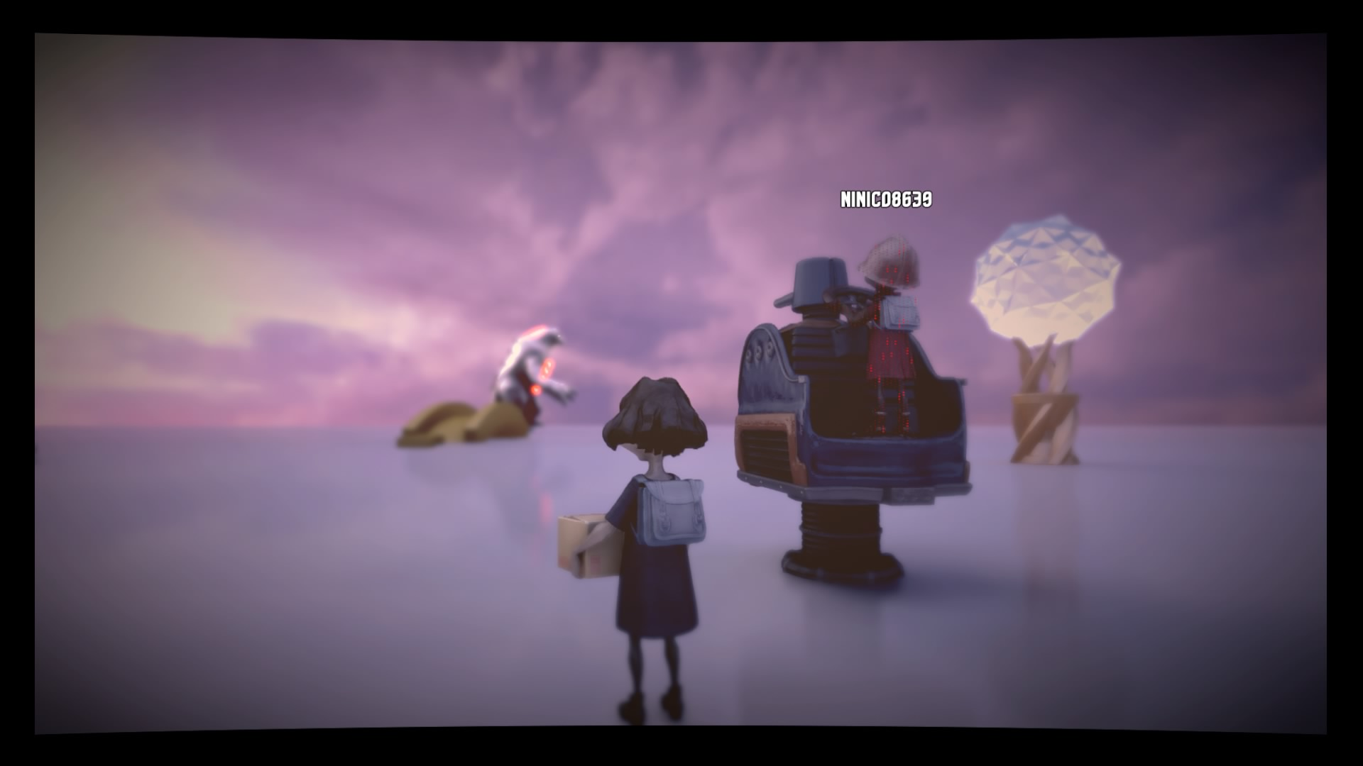Análisis The Tomorrow Children godzilla