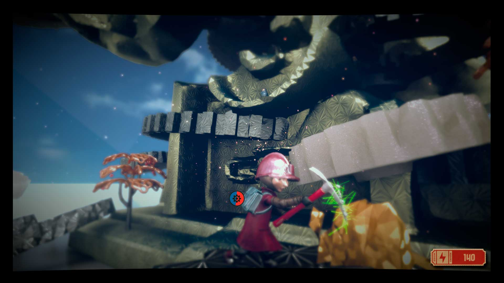Análisis The Tomorrow Children A picar