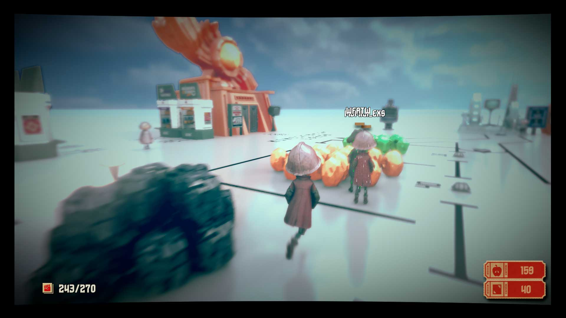 Análisis The Tomorrow Children recursos