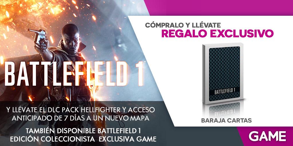 Battlefield 1 GAME