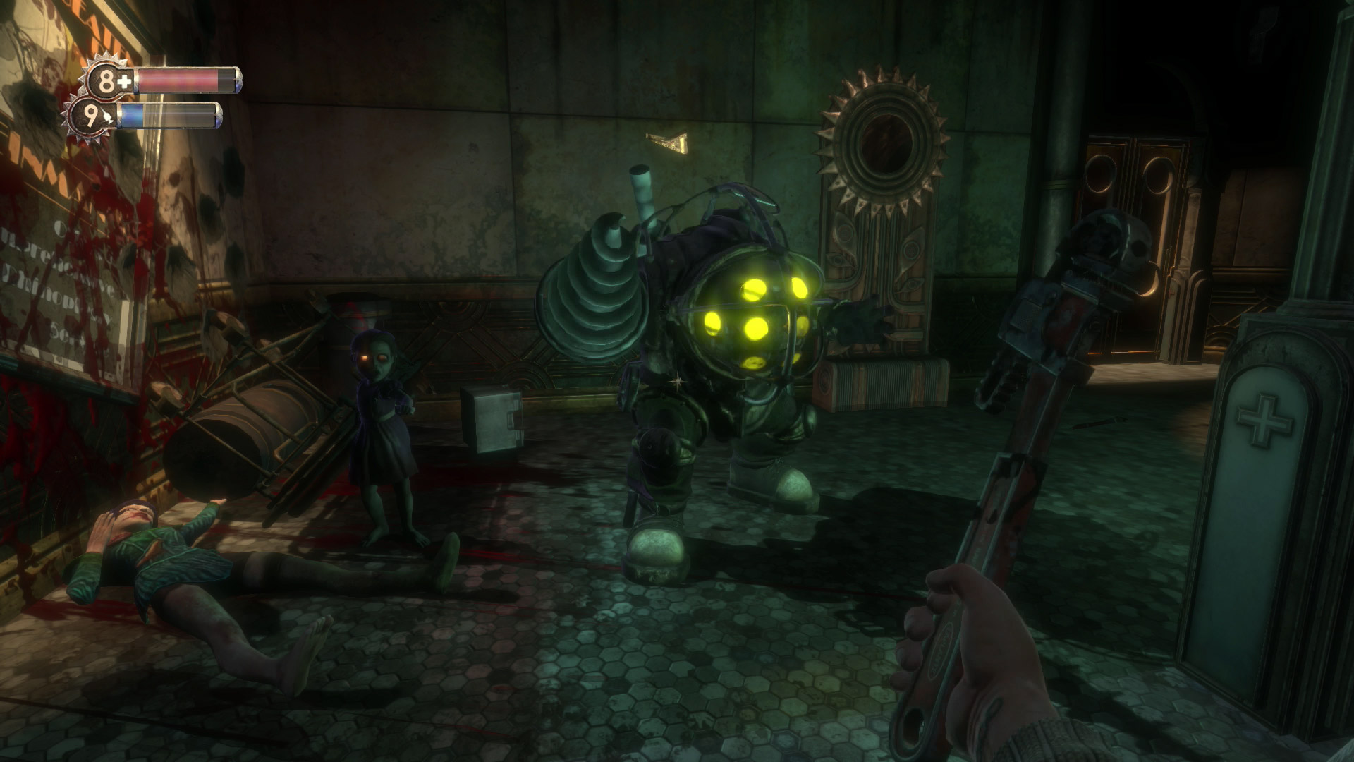 Bioshock HD - Big Daddy