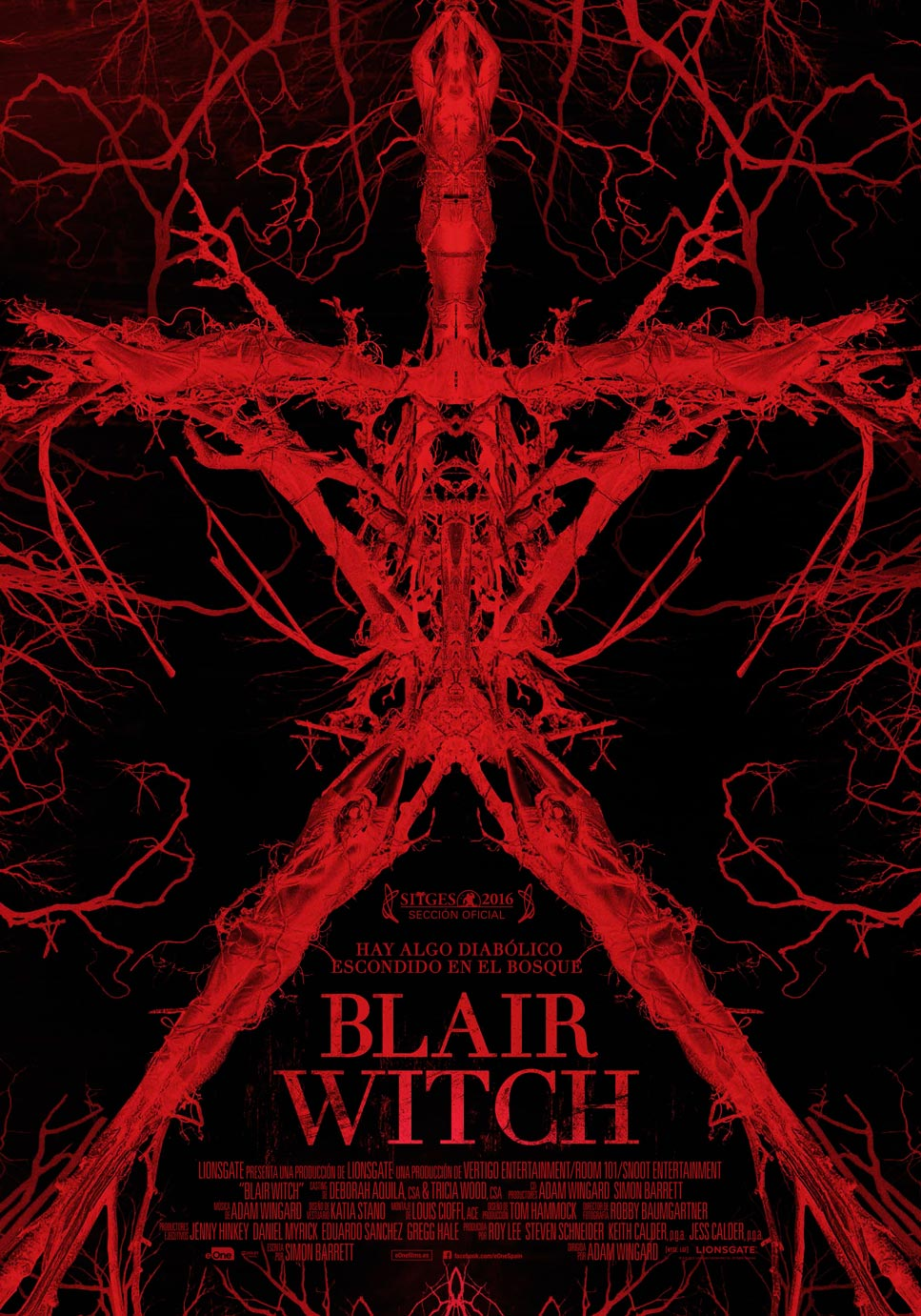 Blair Witch - cartel español