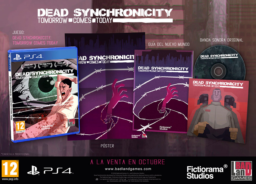 Dead Synchronicity (PS4