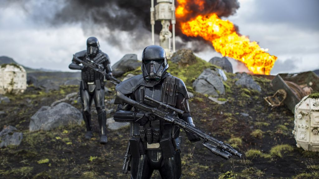Star Wars, Rogue One, Imperiales