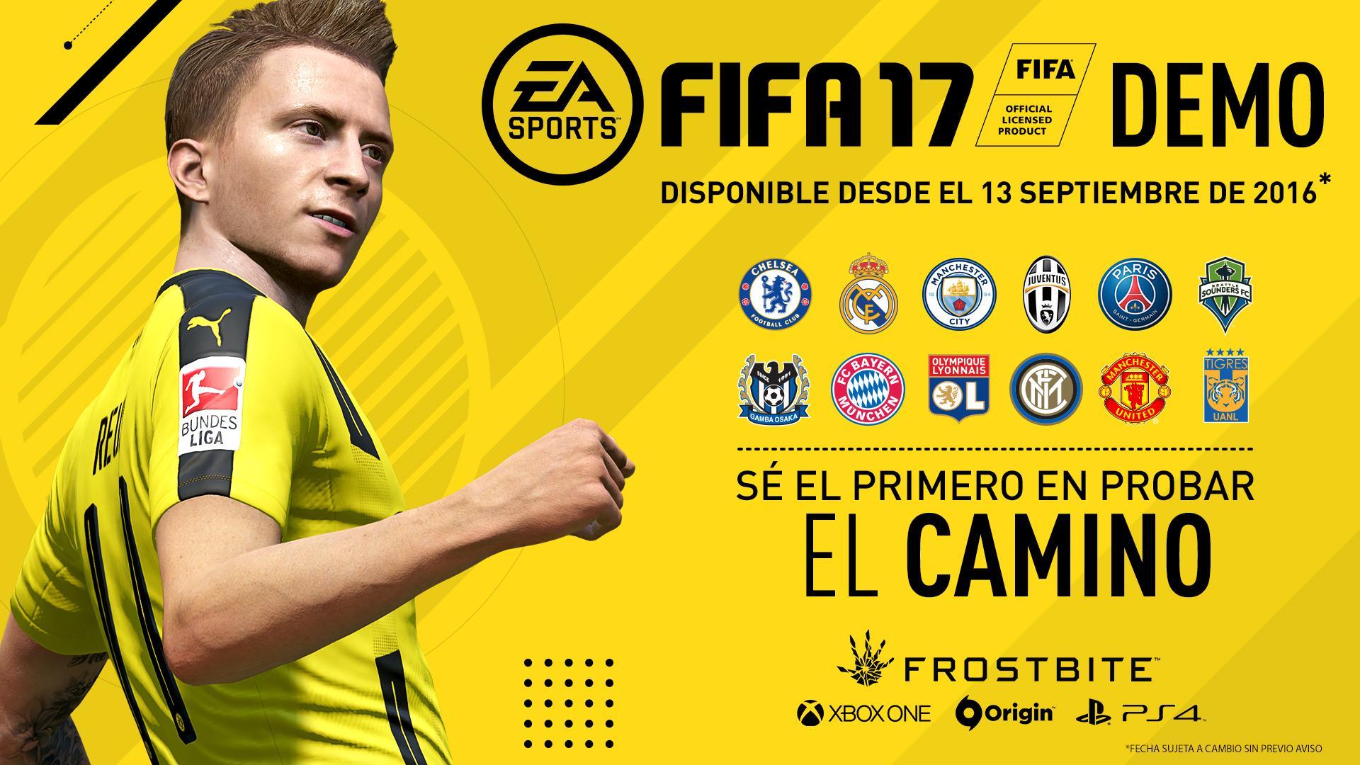 Demo de FIFA 17