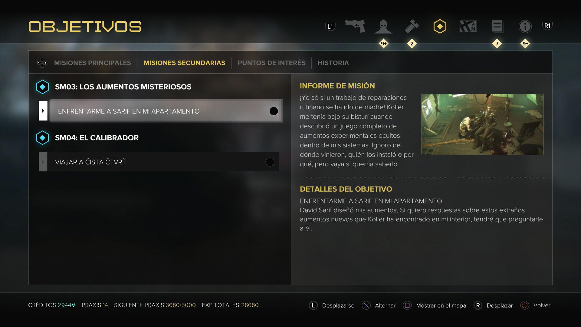 Deus Ex: Mankind Divided - MS3
