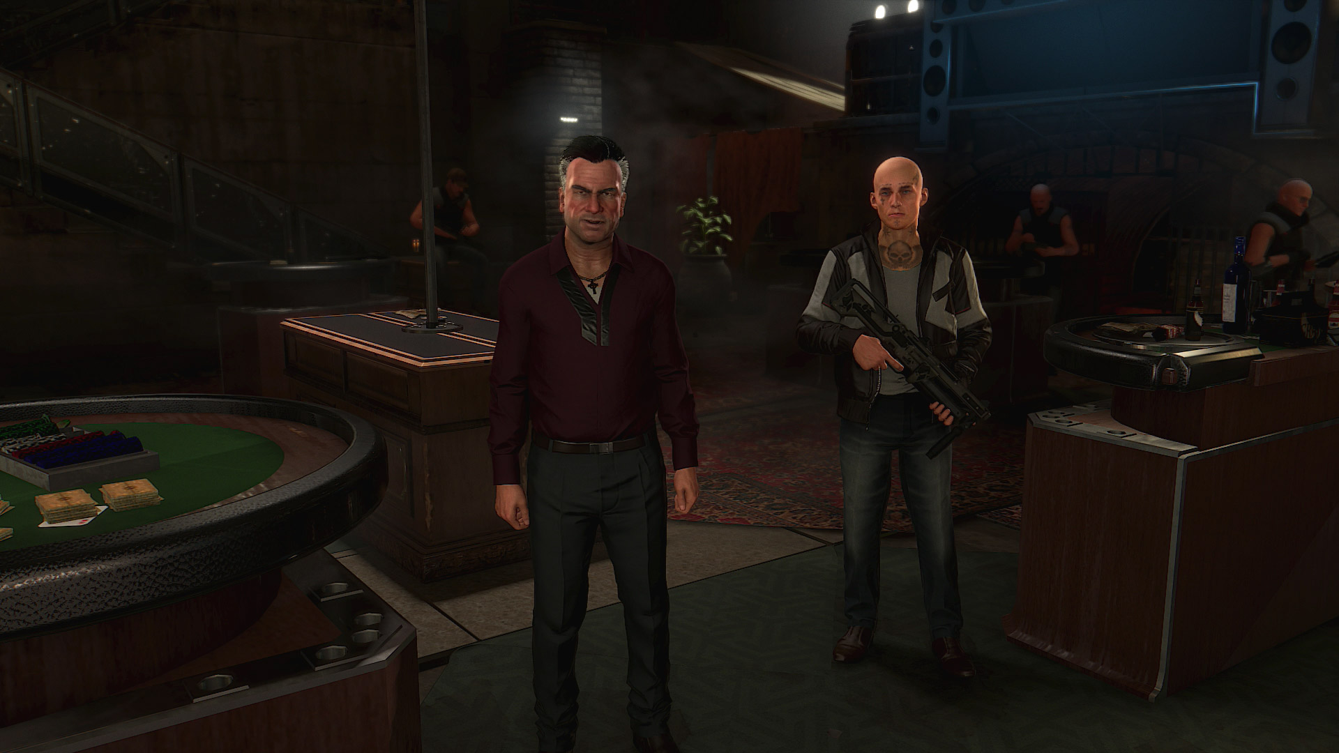 Deus Ex: Mankind Divided - MS4