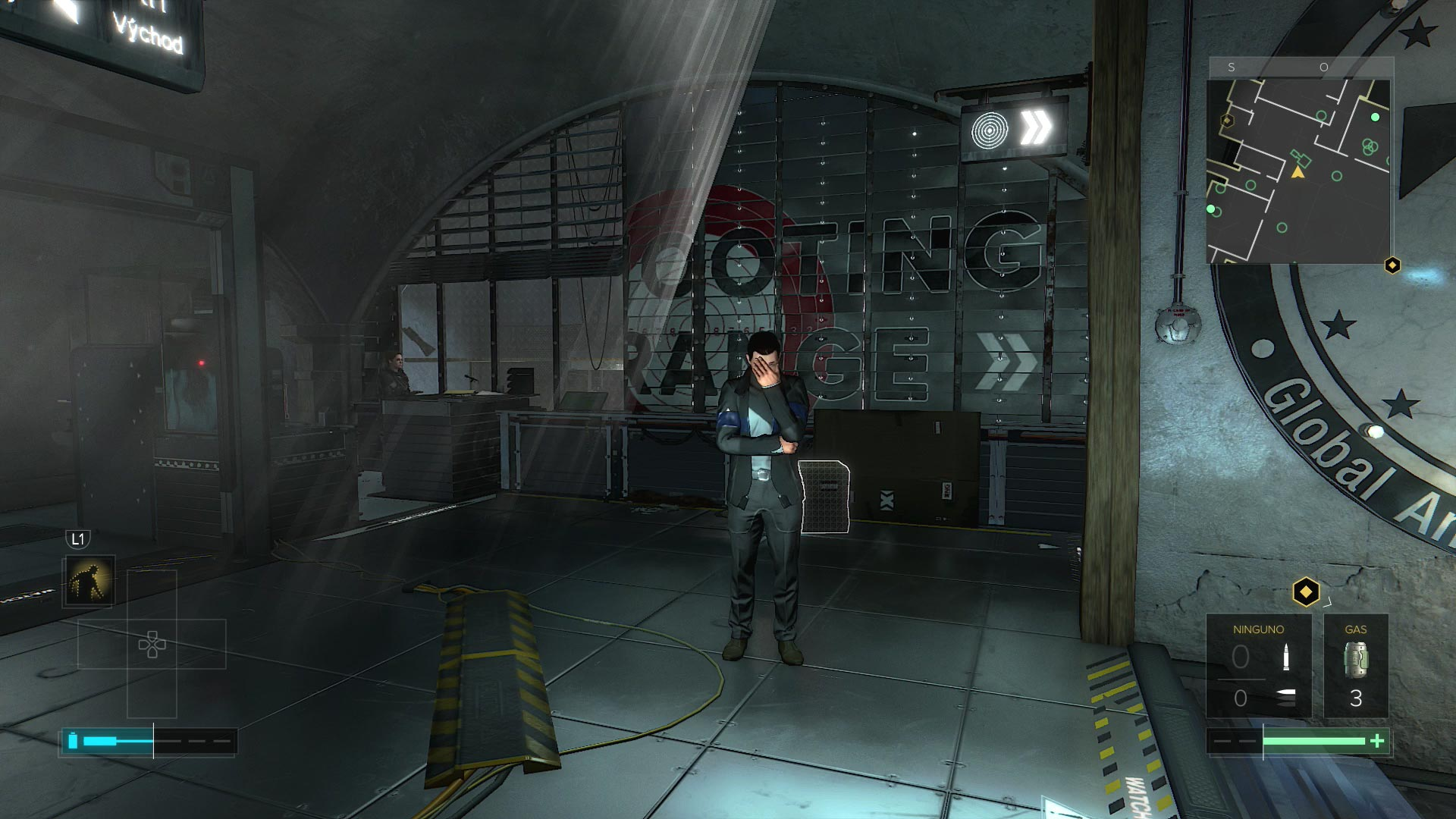 Deus Ex: Mankind Divided - MS5