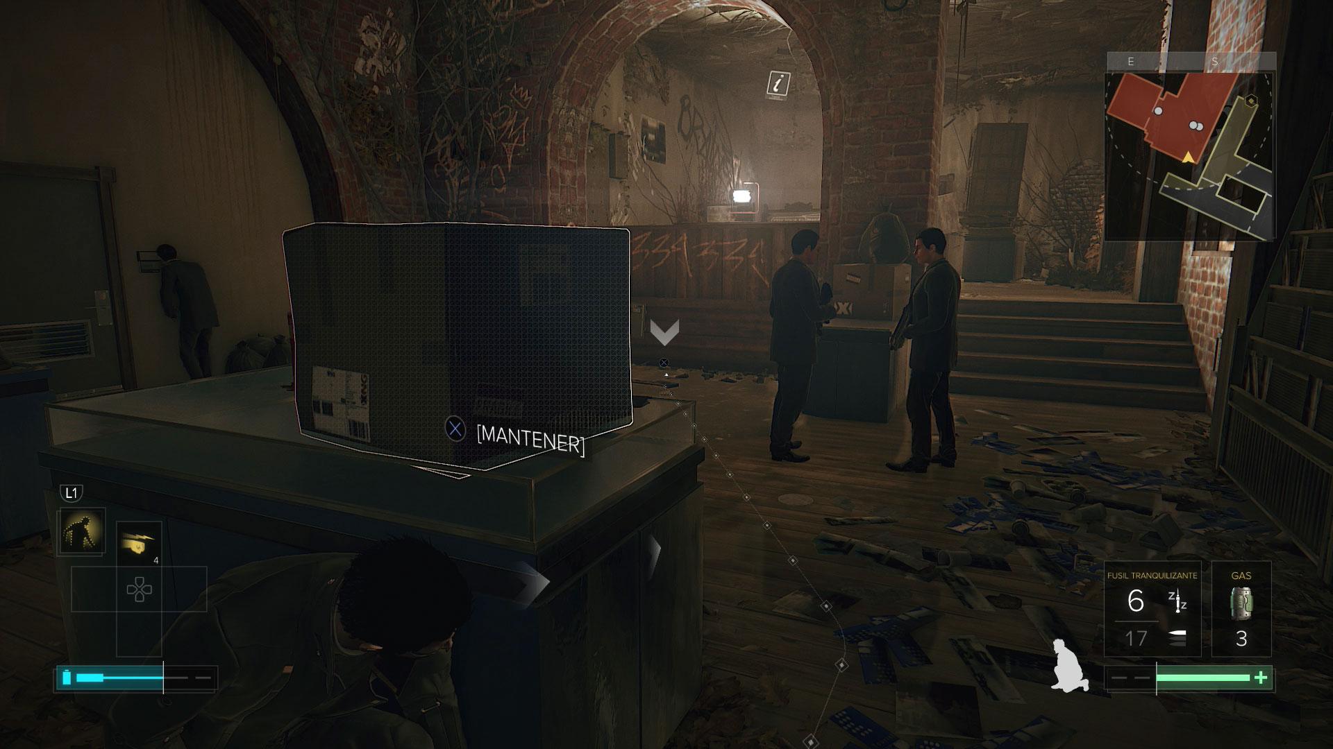 Deus Ex: Mankind Divided - MS6