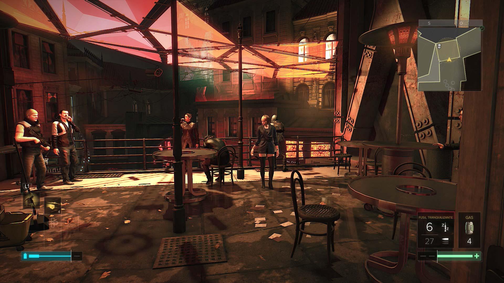 Deus Ex: Mankind Divided - MS7