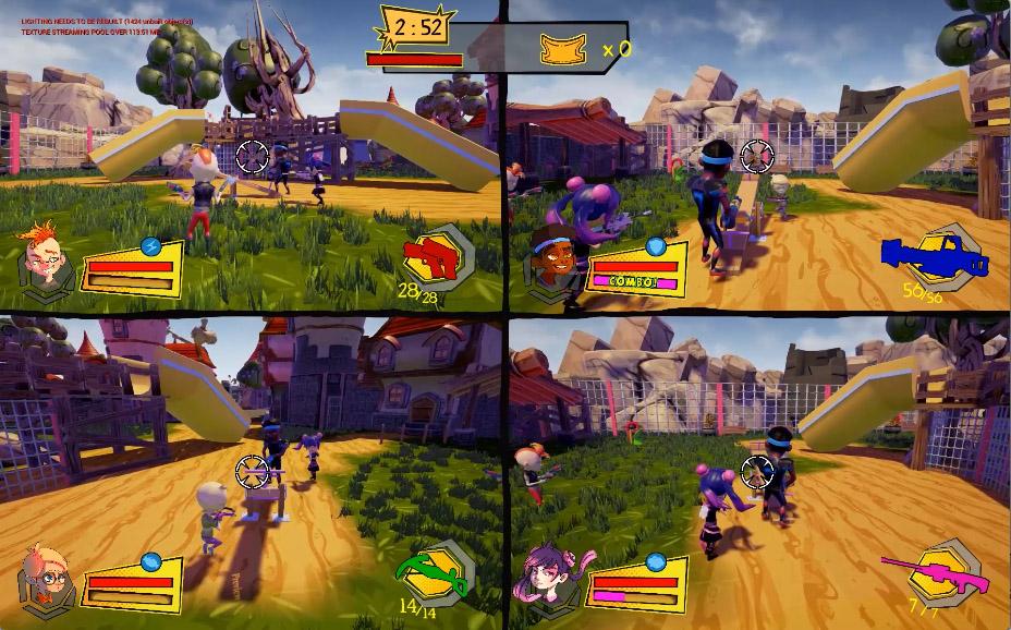 U-tad Diarios de Desarrollo Premios PlayStation