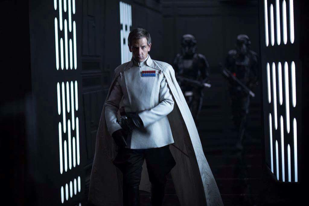 Star Wars, Rogue One, Ben Mendelsohn