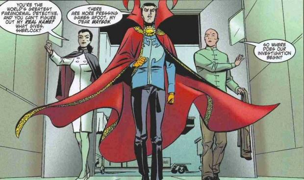 Doctor Strange the oath