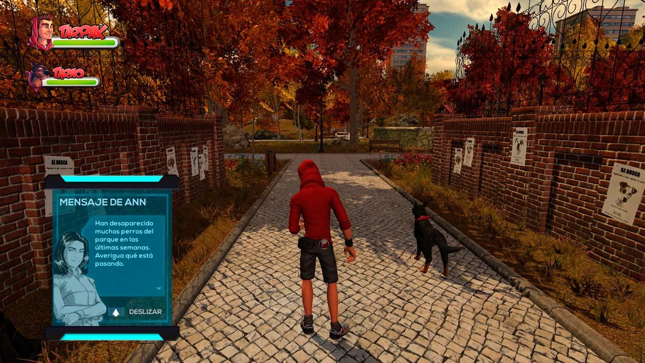 Dogchild, el primer juego de Animatoon