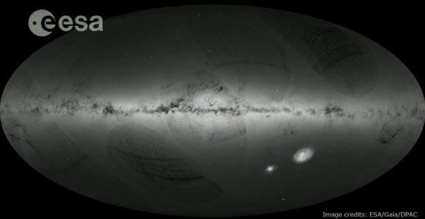 Mapa Vía Láctea