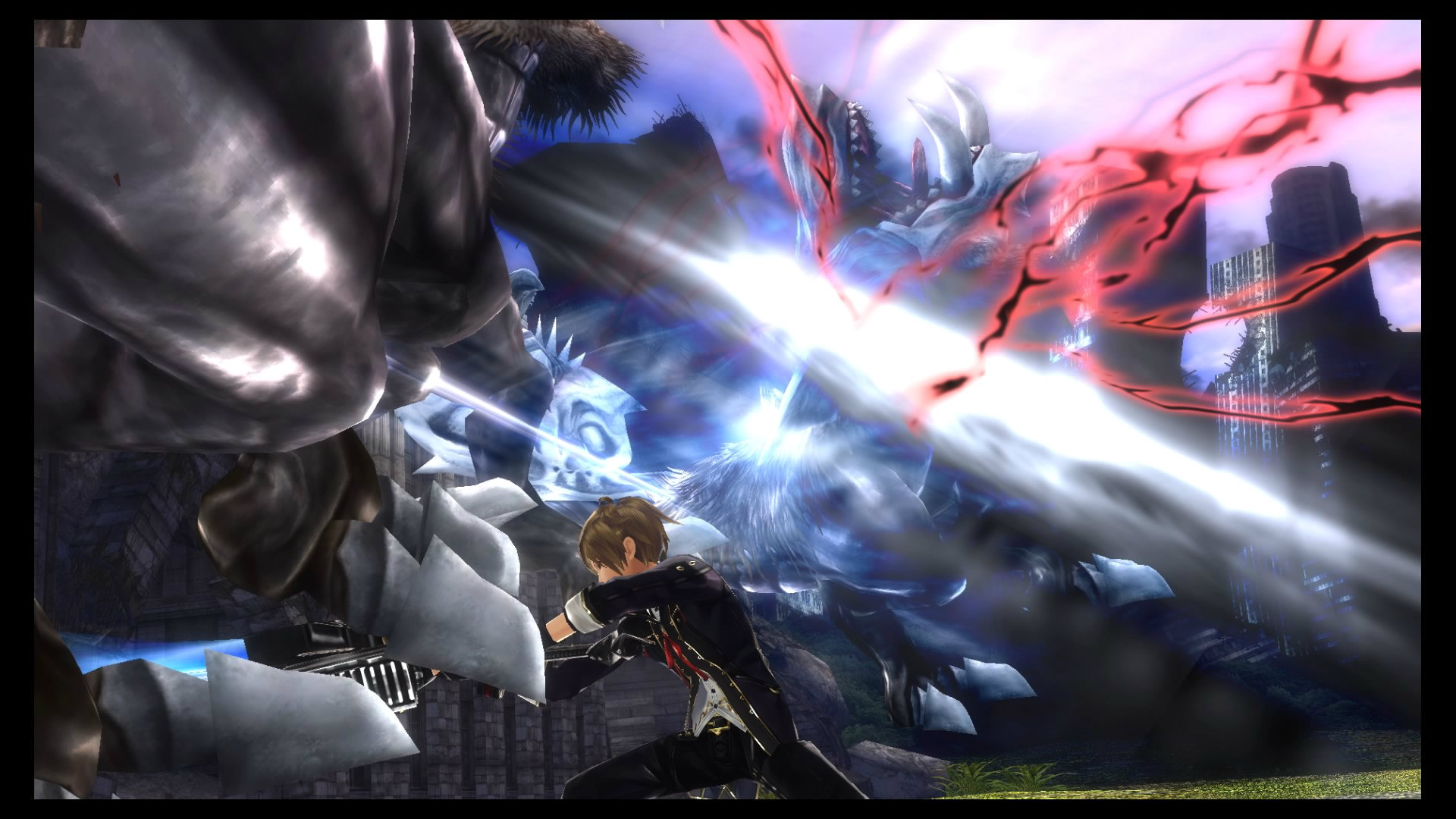 God Eater 2 Rage Brust