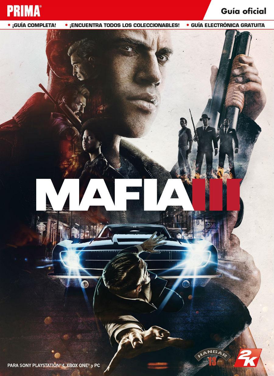 Guía oficial de Mafia 3