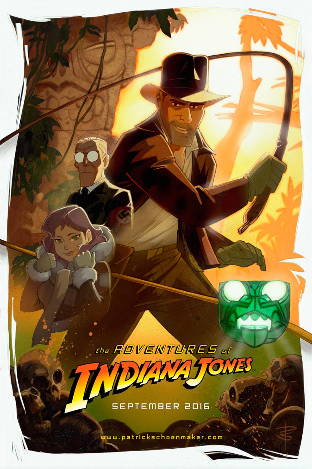 Indiana Jones - Película animada