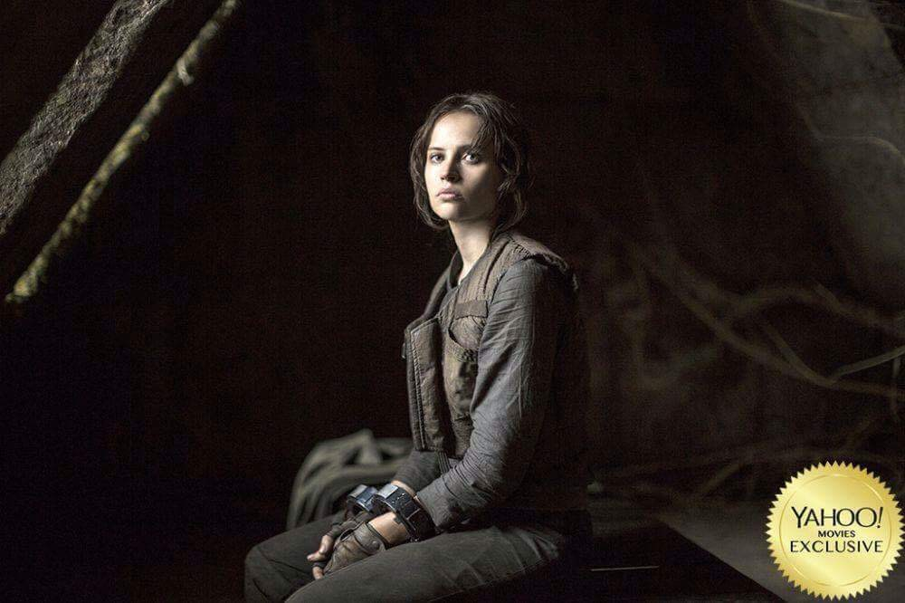 Felicity Jones, Star Wars, Rogue One