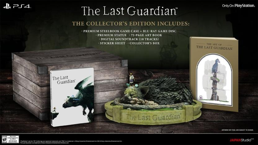 The Last Guardian Edición Especial