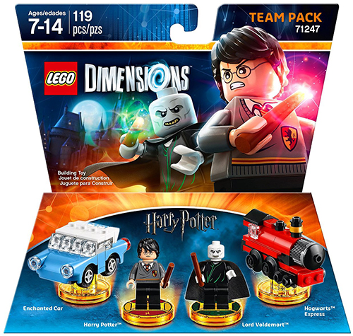 Harry Potter en LEGO Dimensions