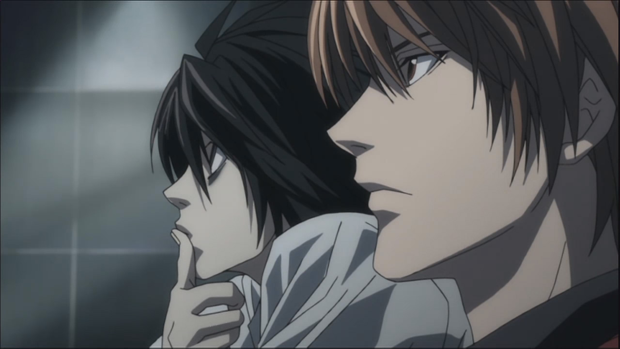 Death Note Review with spoilers