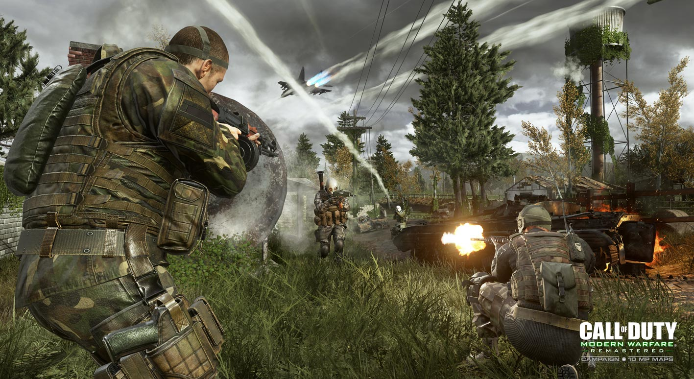 Modern Warfare Remastered CODXP 3