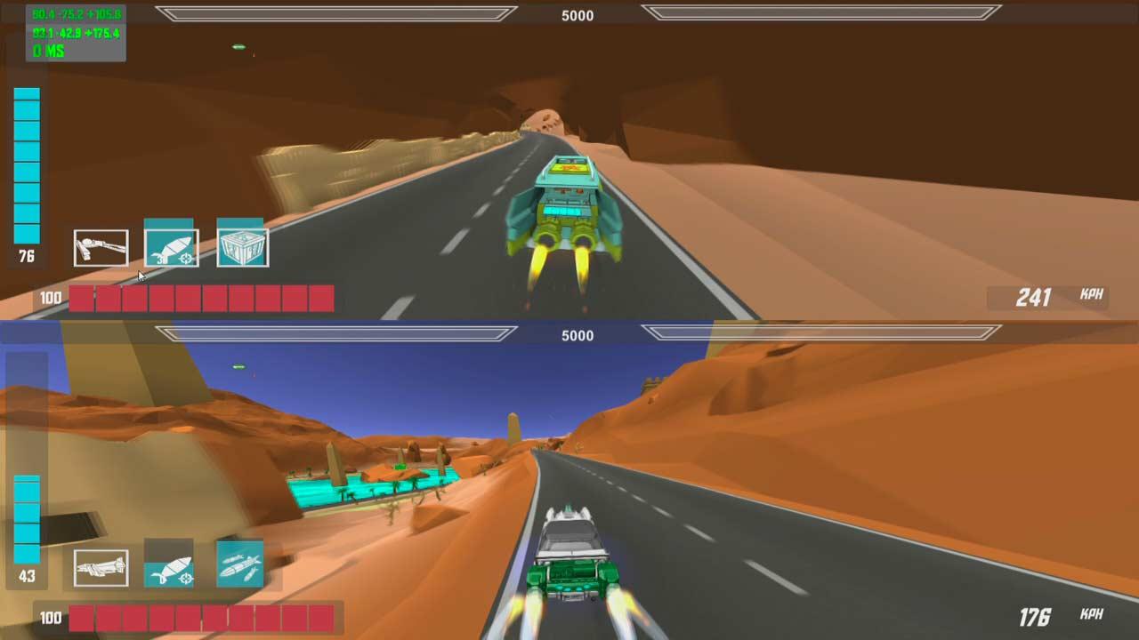 Motor Strike con crossplay entre PC y PS4