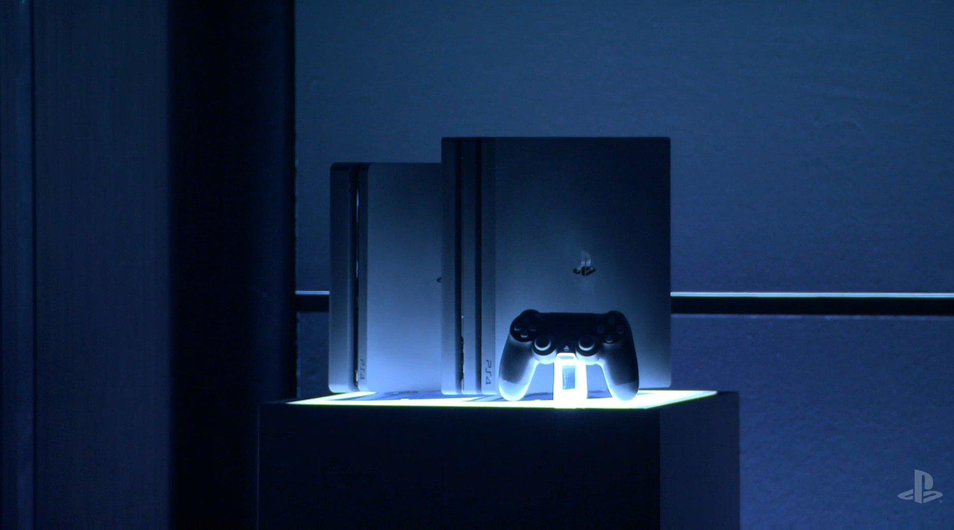 PS4 Pro y PS4 Slim