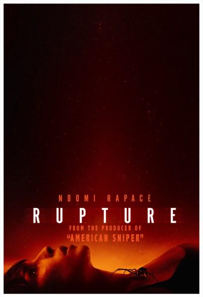 Rupture - Póster